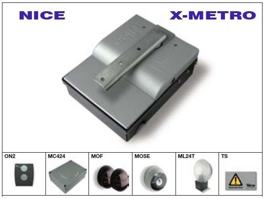 X Metro Kit
